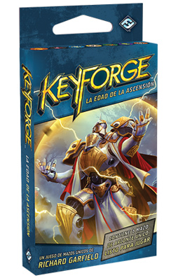 KeyForge La Edad de la Ascensión BARAJA