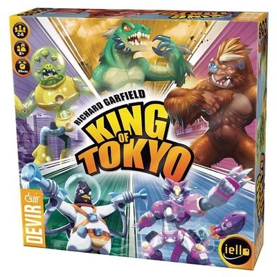 King Of Tokyo nueva edición 2019
