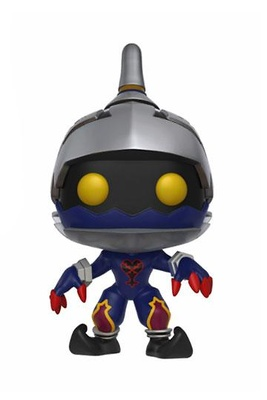 Kingdom Hearts 3 POP! Disney Vinyl Figura Soldier Heartless 9 cm
