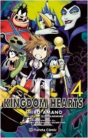 Kingdom Hearts II nº 4