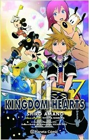 Kingdom Hearts II nº 7