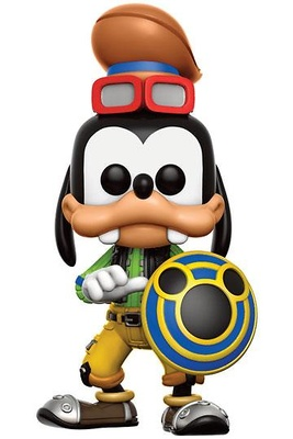 Kingdom Hearts POP! Disney Vinyl Figura Goofy 9 cm