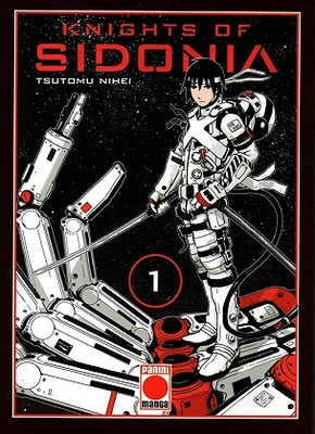 Knights of Sidonia nº 1