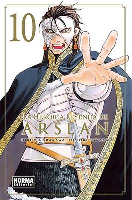 LA HEROICA LEYENDA DE ARSLAN 10