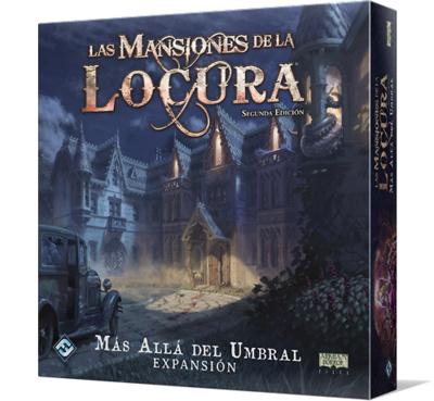 LAS MANSIONES DE LA LOCURA 2ª EDICION. MAS ALLA DEL UMBRAL