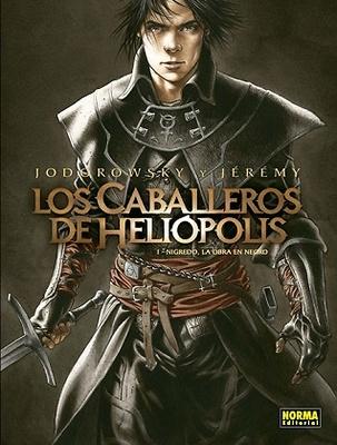 LOS CABALLEROS DE HELIÓPOLIS 1. NIGREDO, LA OBRA EN NEGRO