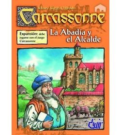 La Abadia y el Alcalde Expansion Carcassonne