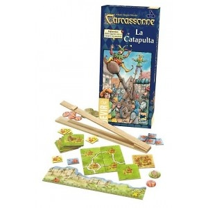 La Catapulta Carcassonne Expansion