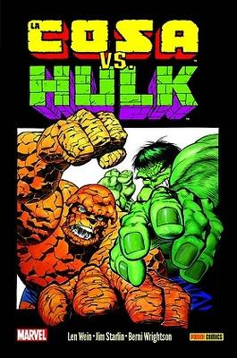 La Cosa Vs. Hulk  Grandes Tortas
