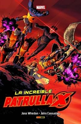 La Increíble Patrulla-X   2