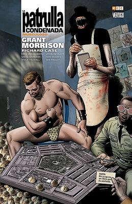 La Patrulla Condenada de Grant Morrison Libro 3 Musculoso