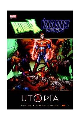 La Patrulla X vs Vengadores Oscuros Utopia