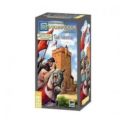 La Torre Carcassonne Expansion