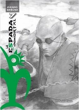 La espada del Inmortal Kanzenban nº 07/15