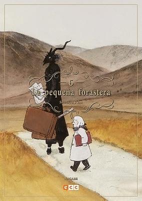La pequeña forastera: Siúil, a Rún núm. 06
