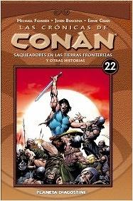 Las Cronicas de Conan nº 22