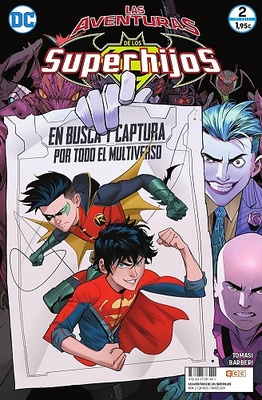 Las aventuras de los Superhijos núm. 02