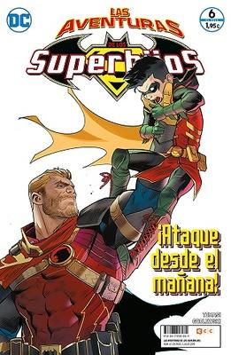 Las aventuras de los Superhijos núm. 06