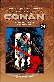 Las crónicas de Conan nº 24