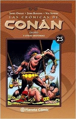 Las crónicas de Conan nº 25