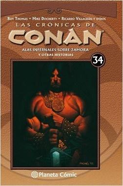 Las crónicas de Conan nº 34/34