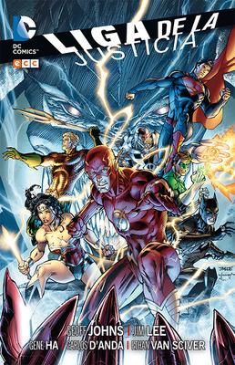 Liga de la Justicia La travesía del villano