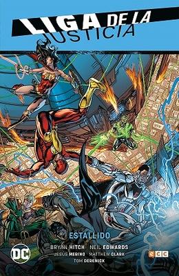 Liga de la Justicia vol. 02: Estallido