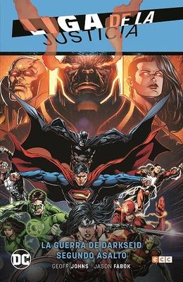 Liga de la Justicia vol. 10: La guerra de Darkseid – Segundo asalto