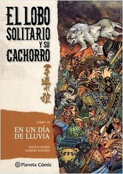 Lobo Solitario y su cachorro nº 10 / 20 (Nueva edición)