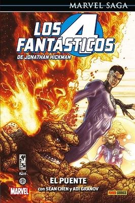 Los 4 Fantásticos de Jonathan Hickman   1