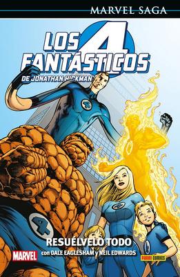 Los 4 Fantásticos de Jonathan Hickman   2
