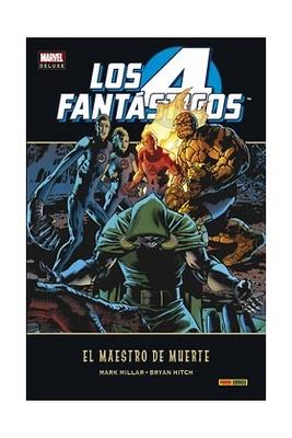 Los 4 Fantasticos El maestro de Muerte