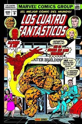 Los Cuatro Fantásticos   9