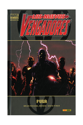 Los Nuevos Vengadores nº 1: Fuga