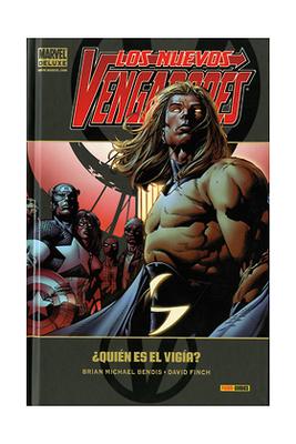 Los Nuevos Vengadores nº 2: ¿Quien es el vigia?