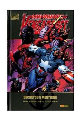 Los Nuevos Vengadores nº 3: Secretos y mentiras