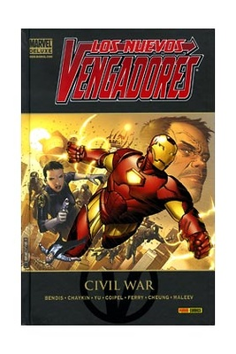 Los  Nuevos Vengadores nº 5: Civil war