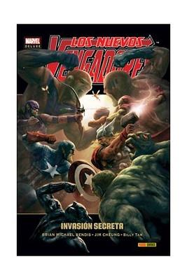 Los Nuevos Vengadores nº 9 Invasion secreta
