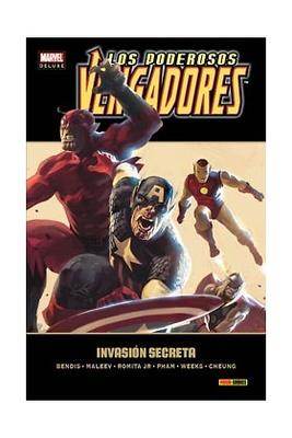 Los Poderosos Vengadores nº 3 Invasion secreta