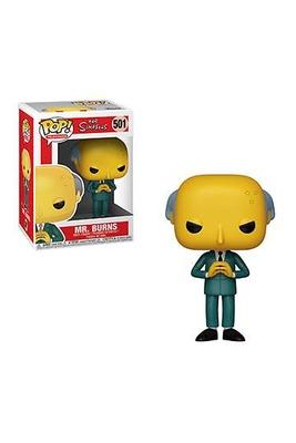 Los Simpson Figura POP! TV Vinyl Mr. Burns 9 cm
