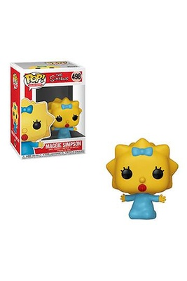 Los Simpsons Figura POP! TV Vinyl Maggie 9 cm