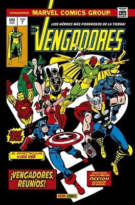 Los Vengadores   7 ¡Vengadores, reuníos!