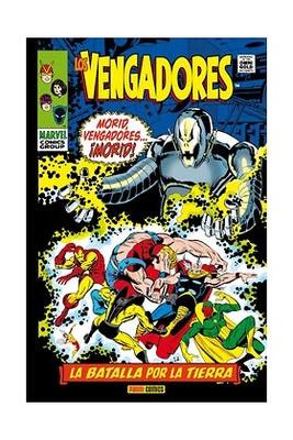 Los Vengadores La batalla por la Tierra