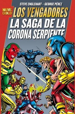 Los Vengadores La saga de la corona serpiente