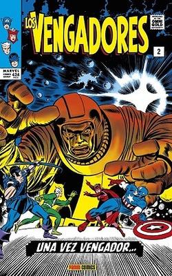 Los Vengadores nº 2  Una vez Vengador…