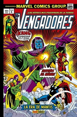 Los Vengadores nº 6