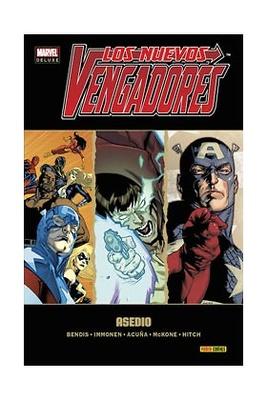 Los nuevos Vengadores nº 13 Asedio (Marvel Deluxe)