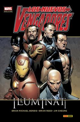 Los nuevos Vengadores nº 8 Illuminati (Marvel Deluxe)
