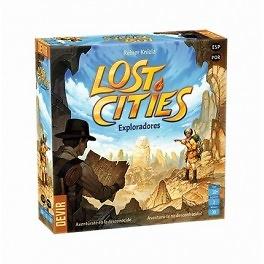 Lost Cities exploradores  Nueva Edicion