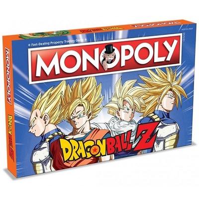 MONOPOLY DRAGON BALL ( en español)